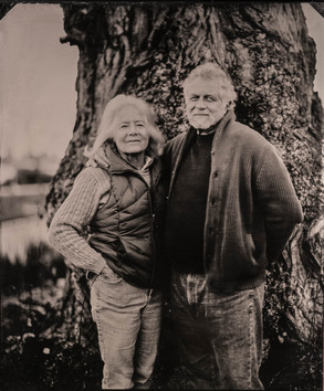 Peter and Jane Gorwin