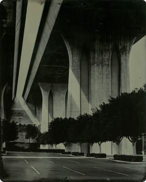 Under Interstate 805