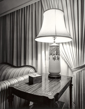 The Ivy Lamp