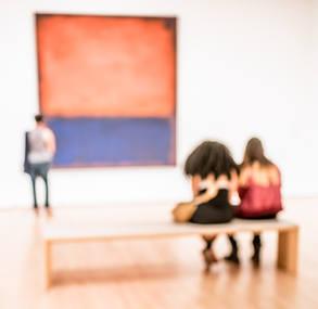 Viewing Rothko