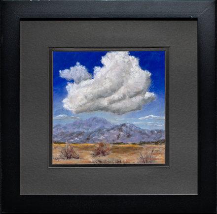 "Joy Johnson, ""Borrego Sky"""