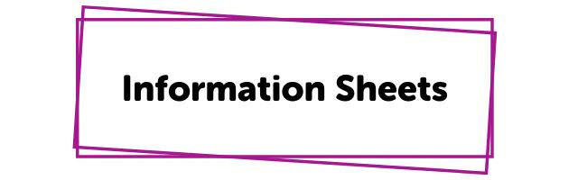 Parkinson's Information Sheets