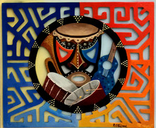 Drums of Culture by Reynaldo G. Ferdinand