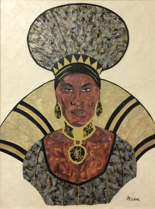 Queen Mother by Michael A. Lane