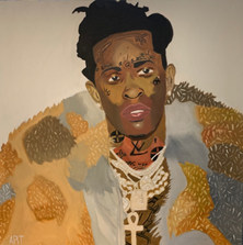 Young Thug by Arthur Dennis Roby