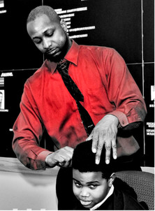 A Barbershop Moment by Kenneth J. Johnson