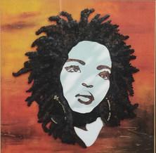 Lauryn Hill by Sebron Grant