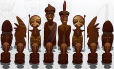 Zulu Tribe, Lindsey E. Bates
