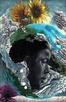 Momma Nature's Earth by Matt Tate
