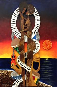 Untitled by Reynaldo G. Ferdinand