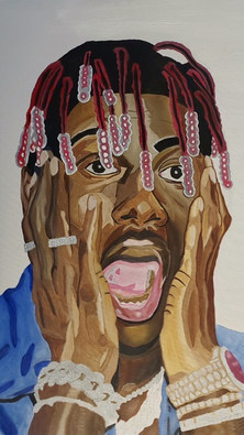 Lil Yachty by Arthur Dennis Roby