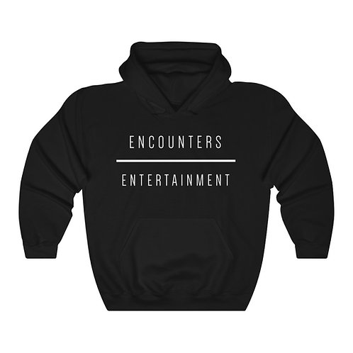 ENCOUNTERS OVER ENTERTAINMENT Unisex Heavy Blend Hooded Sweatshirt
