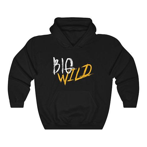 BIG WILD Unisex Heavy Blend Hooded Sweatshirt
