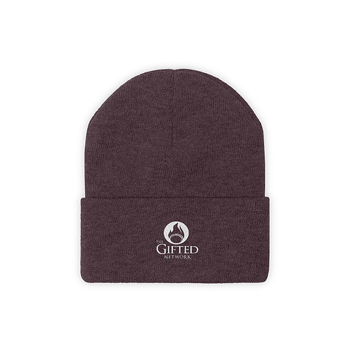 GIFTED Logo Knit Beanie