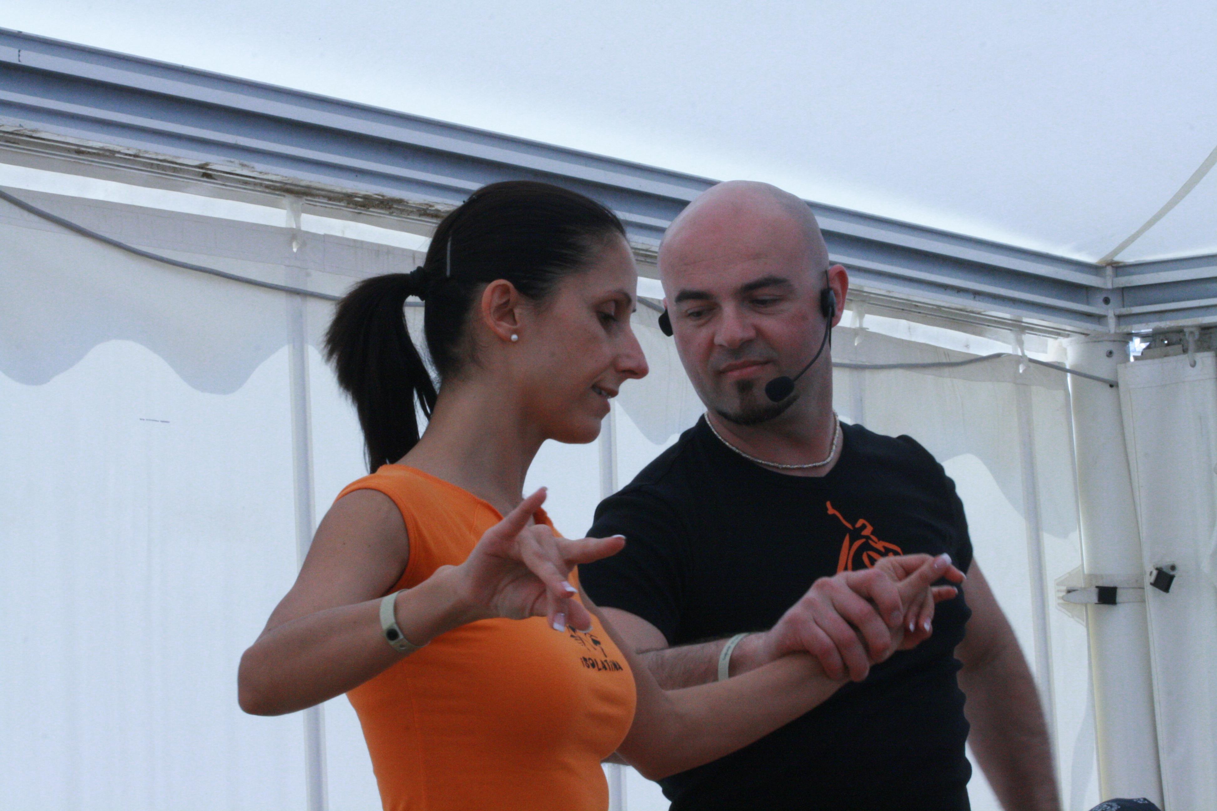 Max e Roby Gabicce 2009