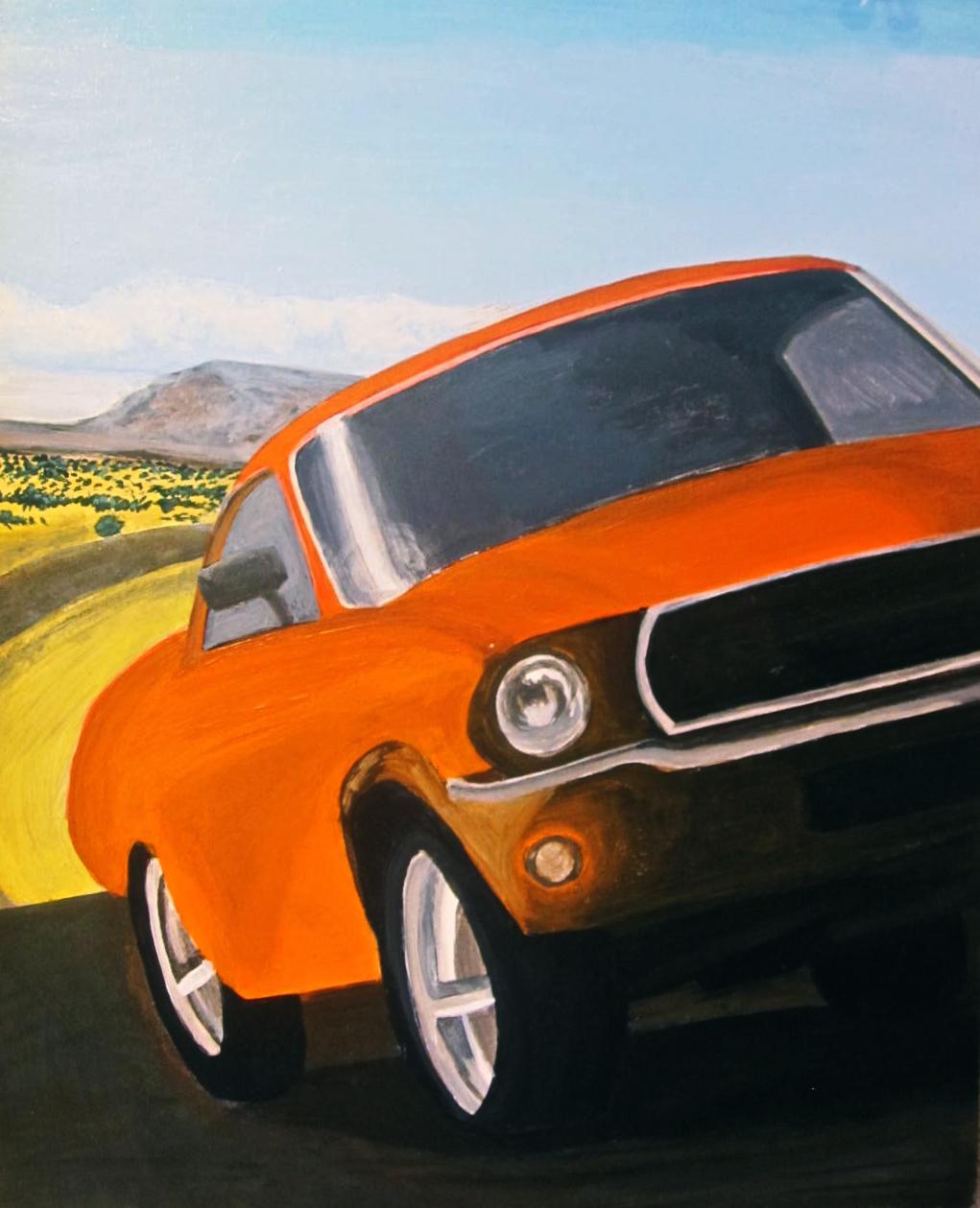 1967 Mustang