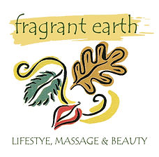 NEW LOGO Fragrant Earth Lifestye, Massag