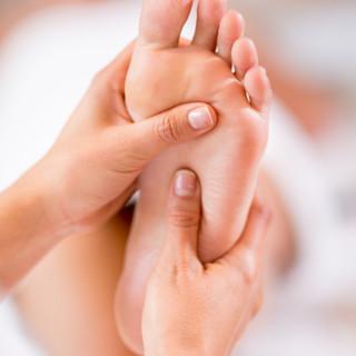 Reflexology and Massage