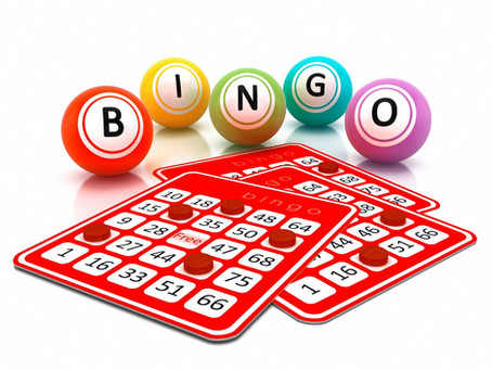 Parent - Student Bingo Night December 19th