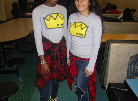 First Spirit Day of The Month! Dec. 7th Twinning Day