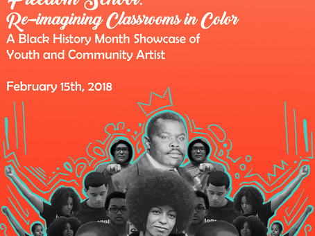 Black History Month Showcase