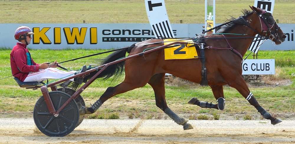 Red Hot Rocket scores at Oamaru.