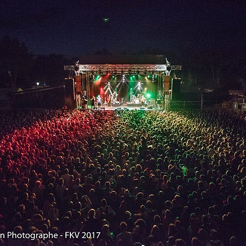 Festival #16 - Juillet 2017