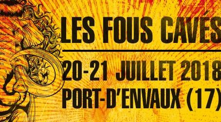 Devenir bénévole pour le Festival Les Fous Cavés