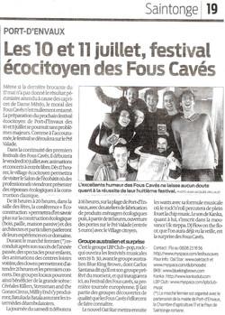 Festival 2009 - 8ème édition