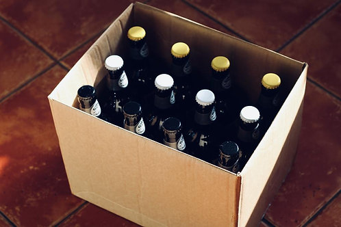Mixed Case - 500ml Bottles