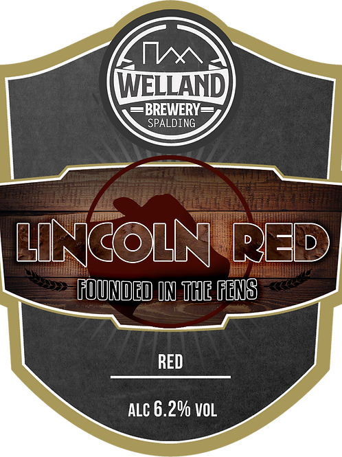 Lincoln Red - 6.2%