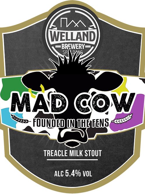 Mad Cow - 5.4%