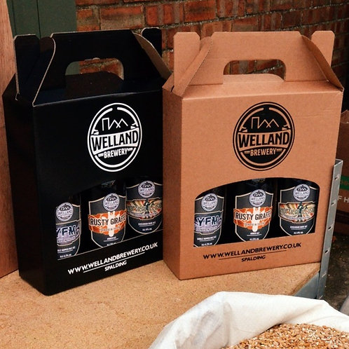 Gift Boxes with 3 Bottles (500ml)