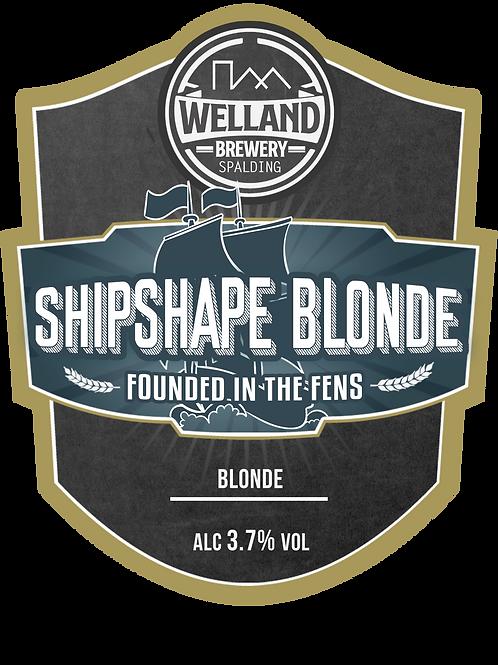 Case of Shipshape Blonde