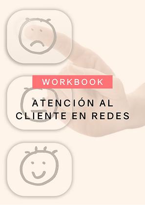 Workbook Atención al Cliente en Redes