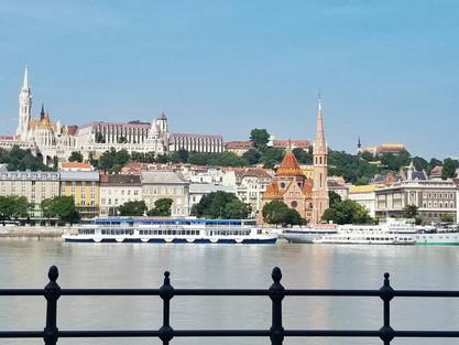 Budapest, tres ciudades en una