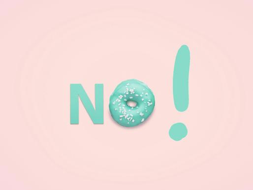 Aprende a decir que NO