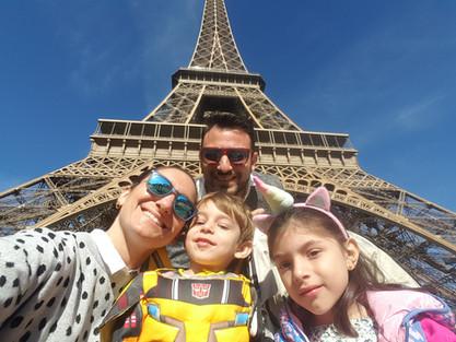 Paris, the land of Ratatouille