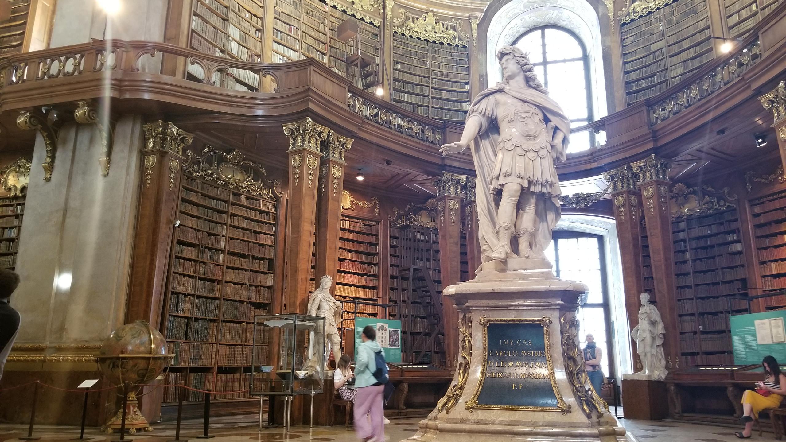 Biblioteca Nacional Viena