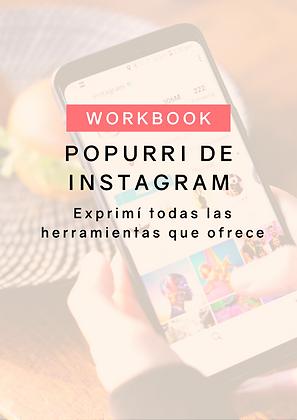 Workbook Popurri de Instagram