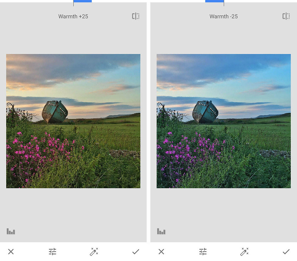 Snapseed, photo editing made easy