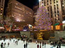 Magical Christmas in NYC with kids