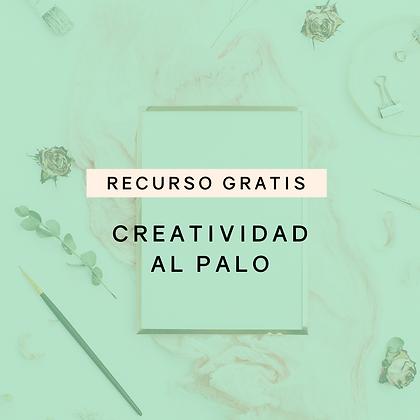 Creatividad al Palo