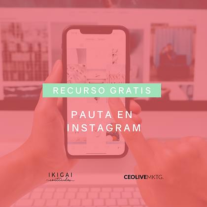 Pauta en Instagram