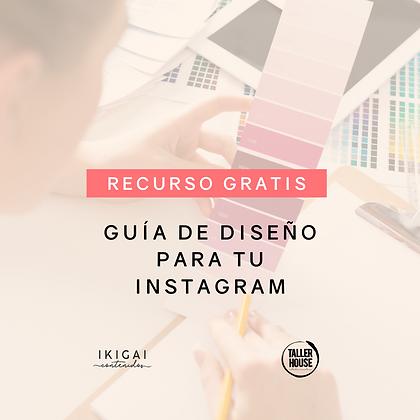 Guía de diseño para tu Instagram