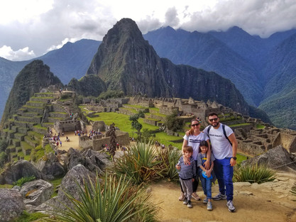 Machu Picchu with kids? Of course!