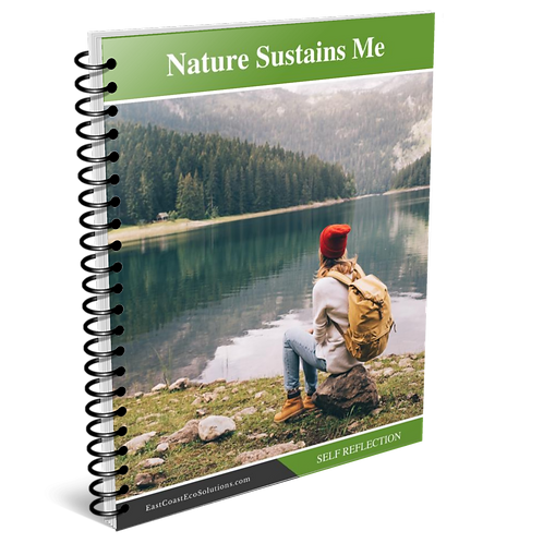 Self Reflection: Nature Sustains Me
