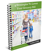 MR - 4 Strategies To Lower Your Grocery