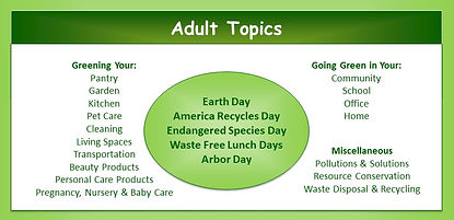 Eco Education for Adults