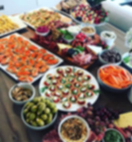 We can cater your next event! Doesn't ma